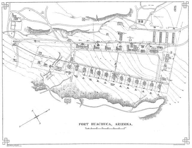 Fort_Huachuca_Plan_1906